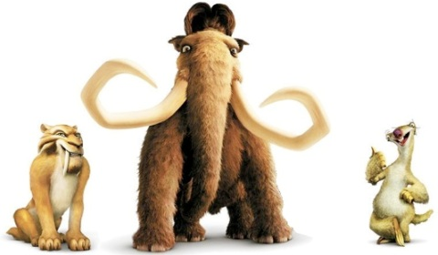 How a mammoth, a sloth and a tiger become a heard. Discipleship lessons from Ice Age.