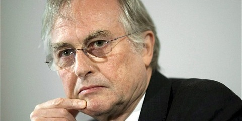 this is what i have to say - image of richard dawkins